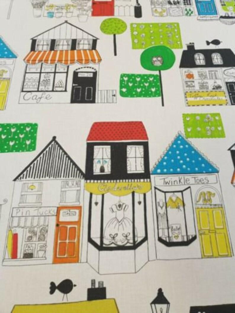 Harlequin Boutique Boulevard Black /& White Mult Curtain Craft Fabric 2.7 Metres