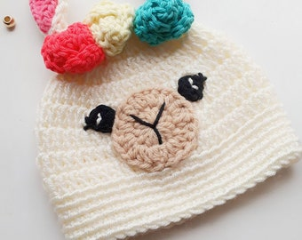 Kit llamas 1 + Kit llamas 2: 6 patrones de llamas a crochet para tejer y disfrutar