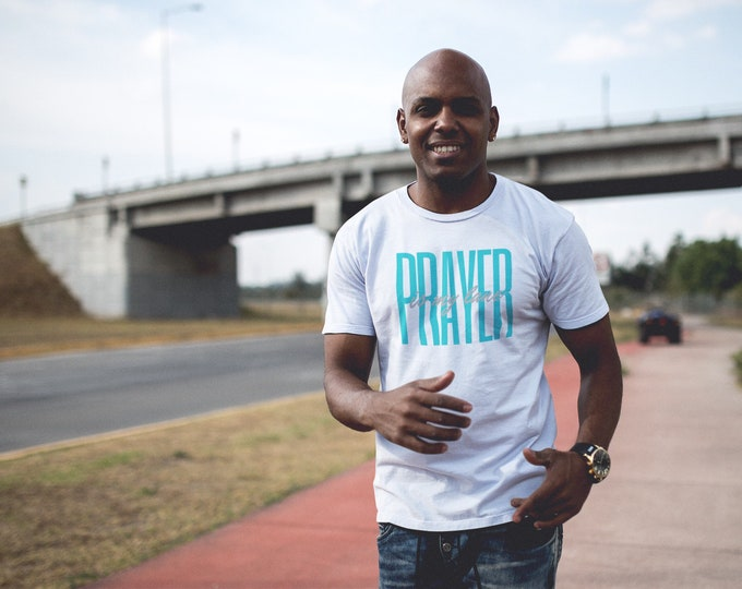Title: Prayer is My Lane T-Shirt - Prayer Tee - Power of Prayer Shirt - Inspiration Printed Shirt - Motivational T-Shirt - Printed Tee