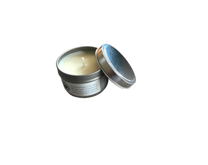 Agreement Candle| Prayer Candles| Tin Can Candles With Lid| Tin Candles| Scented Candles| Aromatherapy Candles| Spiritual Gift