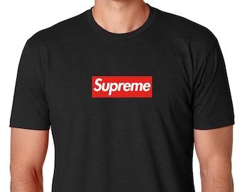cea6c1f70 Black Supreme Shirt,Supreme Shirt,Unisex Supreme,Supreme logo,Supreme Box  logo,Boxlogo Shirt,Supreme Gift,Supreme Wear,Supreme Clothing