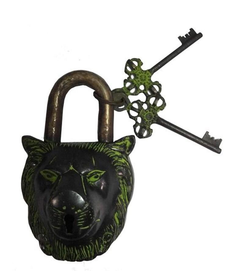 Antique Hand made Brass Door Locks