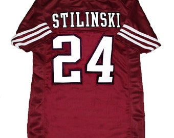 c349b73ea5e5 Stiles Stilinski  24 Beacon Hills Lacrosse Jersey TV Show Uniform Shirt  Gift Halloween Costume