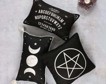 Gothic pillows | Etsy