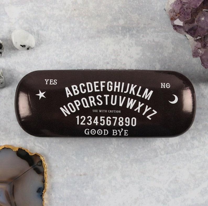 Ouija glasses case