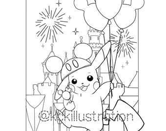 Moshi Monster Stanley Coloring Pages : Color Luna | 270x340