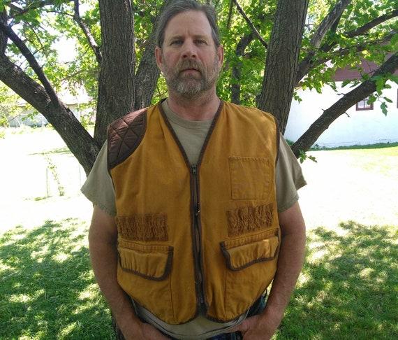 Vintage American Field Hunting Vest!