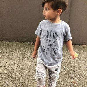 birthday shirt baby shower gift LIMITLESS graphic tshirt child tee toddler shirt graphic tee