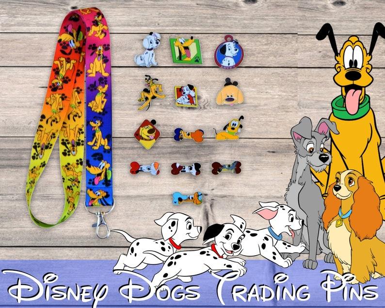 Princess Themed 6 Disney Park Trading Pins Set ~ Randomly Assorted ~ Brand NEW
