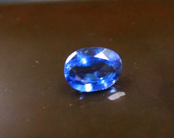 Amazing Natural Sri Lankan Blue Sapphire Cab 0.40Ct Gem Stone