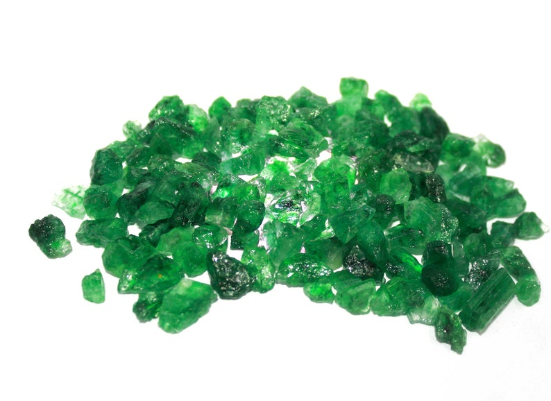 296.00 Carat Certified Natural Amazing Quality Earth Mined Green Emerald Uncut Shape Rough Gemstone From Zambia Lot Season End Sale