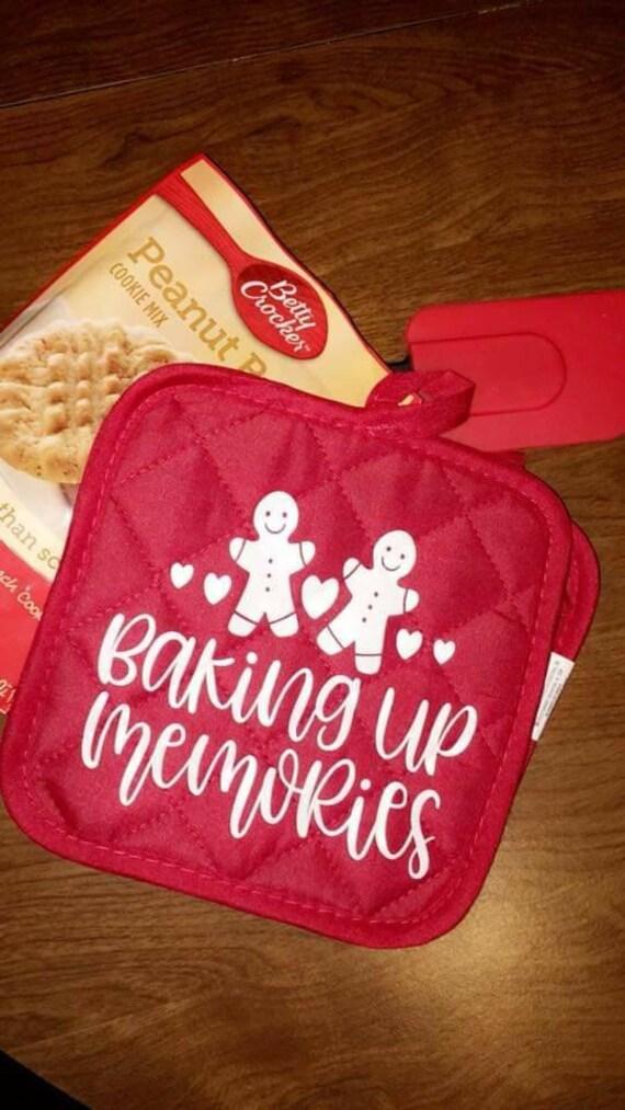 Kitchen kit, baking supplies, cute gift, Christmas gift, Christmas