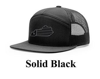 Kentucky Black Flag Cap (Flagship Design)  d4945216af1c