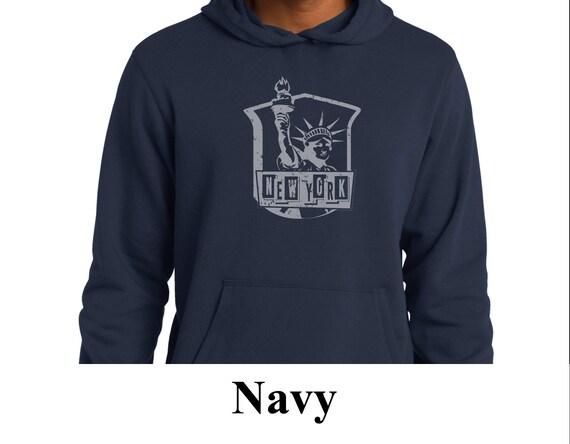 Noir Sweat | à capuche New York hommes (Collection emblématique) | Sweat Pull | Salle de gym Hoodie | Hooded Sweatshirt | Sweat à capuche de mode | Cadeau pour lui bf09dc