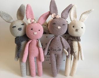 Patron tutoriel bunnie , le capu'choux lapin , amigurumi , crochet ... | 270x340