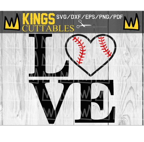 11+ Love Baseball Svg Crafter Files