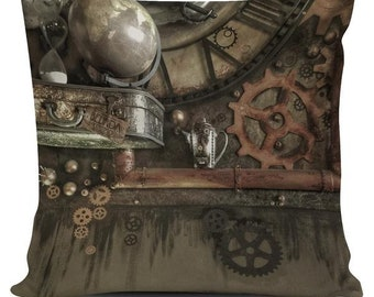Steampunk Decor Etsy