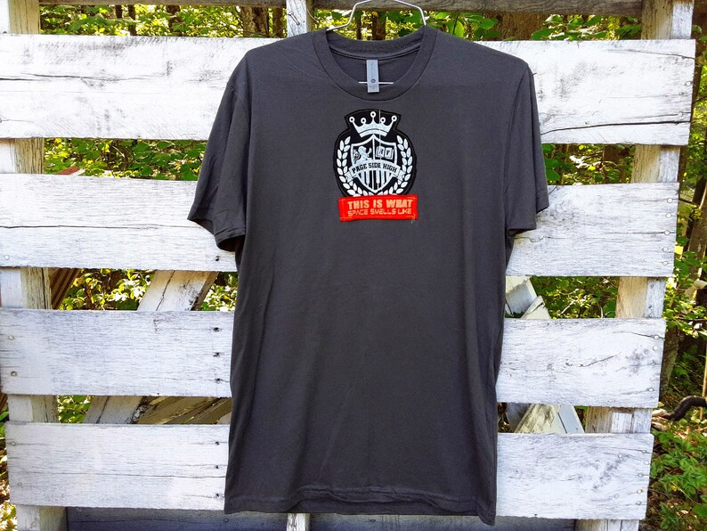 Bright White Light Buddha Custom OOAK Phish Tour T-Shirt.