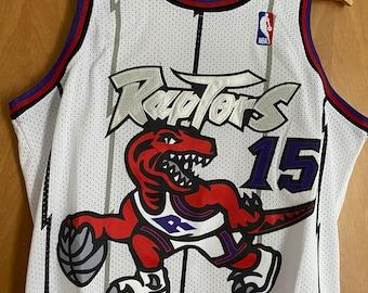 Toronto Raptors Carter basketball jersey medium.