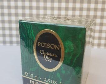 Poison vintage dior | Etsy
