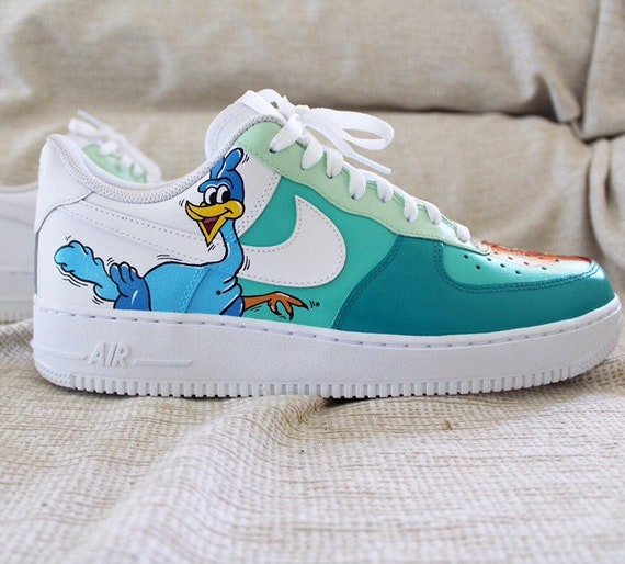 Custom Nike Air Force 1 Disney Custom Shoes Hand painted Nike Air Force One Nike Custom Sneakers Nike AF1 Custom Kicks