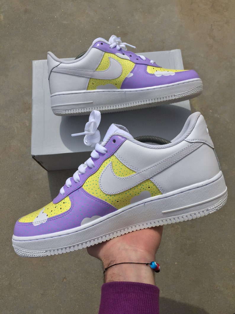 Shoes One Sneakers Air Custom Af1 Kicks Force 1 Hand Nike Tomamp; Jerry Painted htdsQrC