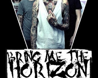 Bmth Etsy
