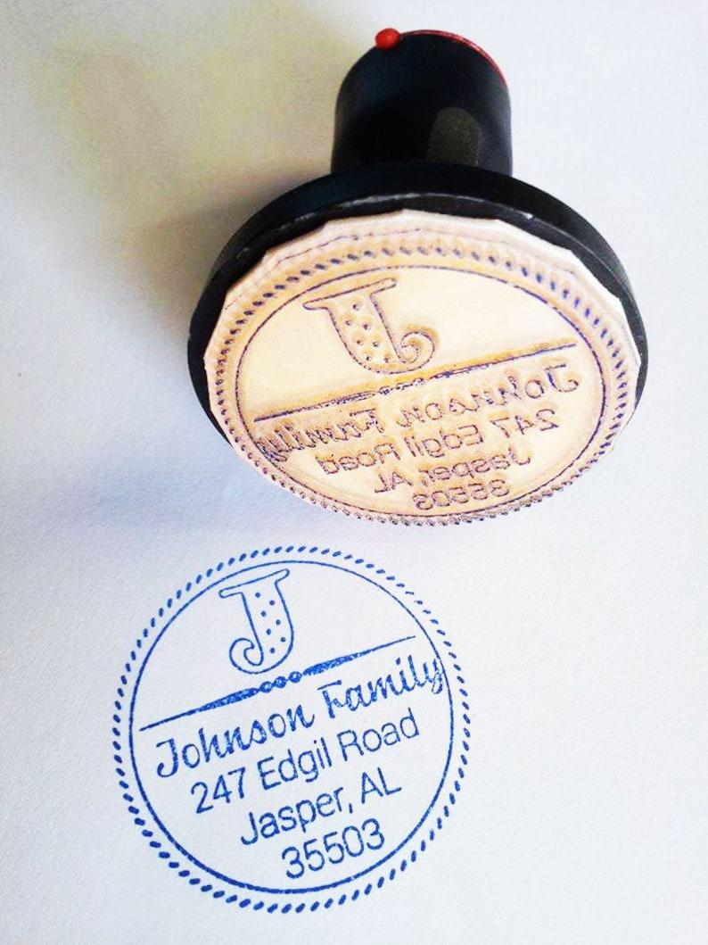 Wedding Favor Stamp CUSTOM WEDDING STAMP Personalized Wedding Stamp Custom Favor Stamp W 44 Wreath Wedding Stamp Wreath Favor Stamp