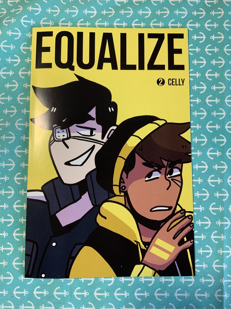 EQUALIZE Issue Two