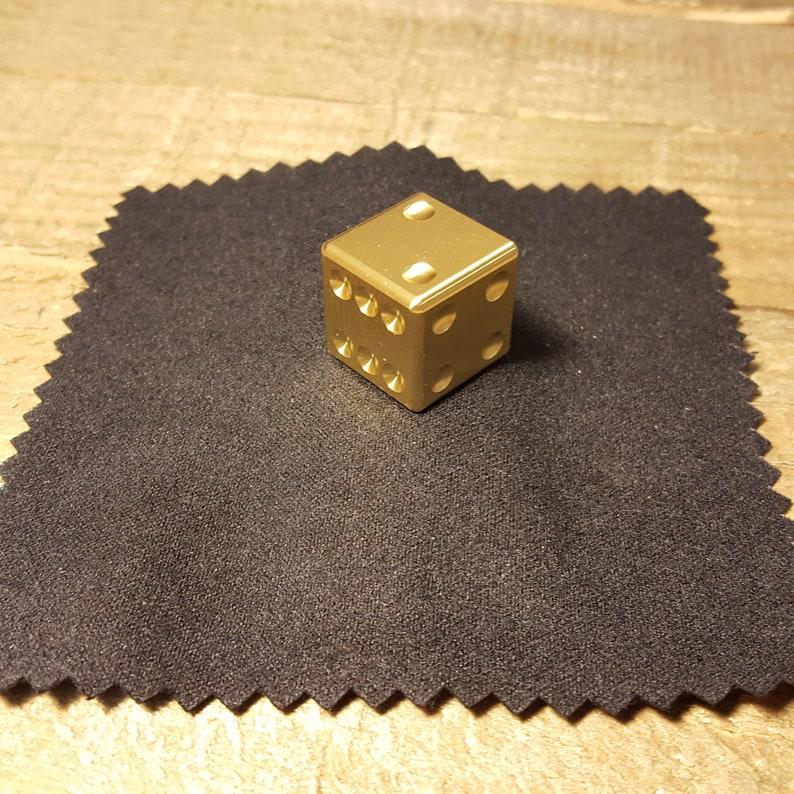 Dice EDC Precision Brass Die