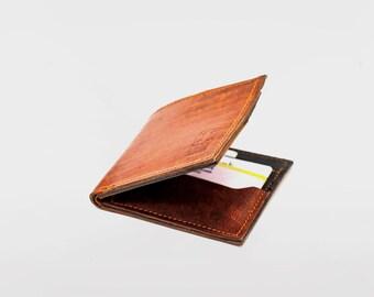 GauchoNinja Handmade Premium Spanish Classic Leather Wallet [RFID Blocking] [Ethical] [Premium Spanish Leather] Slim, Luxury Wallet