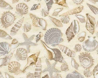 Anomabo Beach Fabric by the yard.