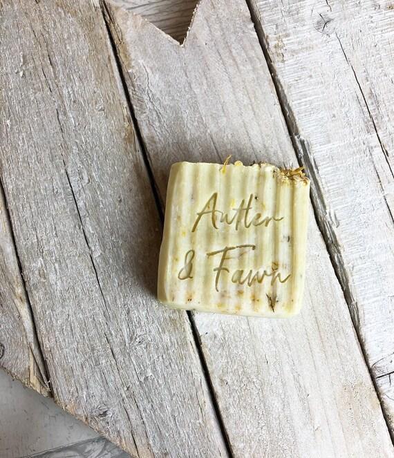Lemongrass & Calendula Petal Soap