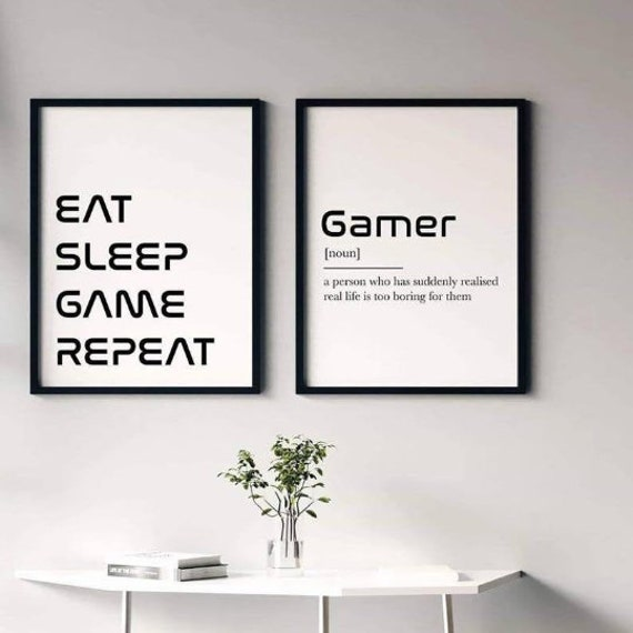 Fortnite Prints Pick Any 4 Personalise Your Own Size A4 Bedroom Gaming unframed