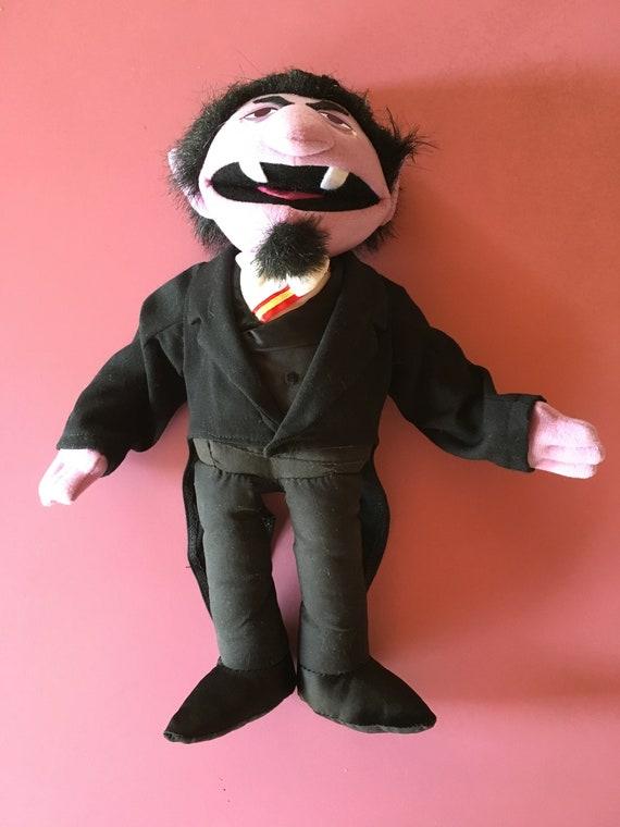 Sesame Street Count Von Count Doll