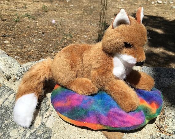 Dakin fox plush toy