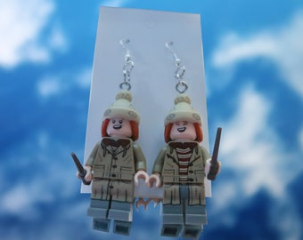 Weasley Twins earrings