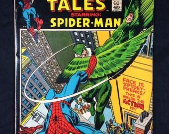 a568b92fefbf Marvel Comic Book Spider-Man marvel tales  34