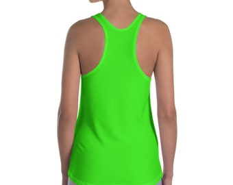 Neon Green Shirt Etsy