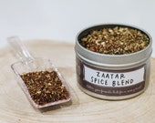 Za'atar Spice Blend - The Mad Table