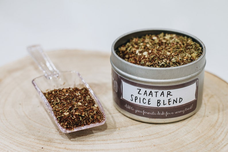 Za'atar Spice Blend  The Mad Table image 0