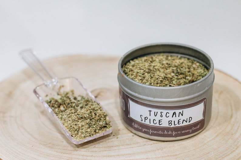 Tuscan Spice Blend  The Mad Table image 0