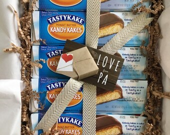 No-Gift-Basket Pennsylvania Tastykake Kandykakes Pack