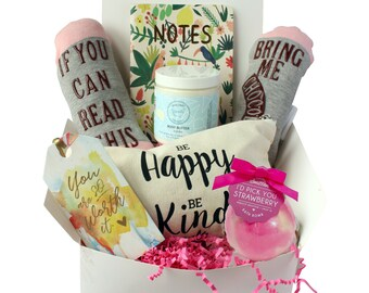 Special Birthday Gift Basket Box For Her Unique Bix Moms Wife Aunt Sister Or ColleagueMothers Day