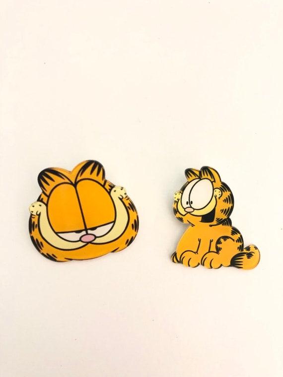 Garfield Pin Badge