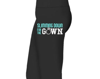 Slimming Down Gown Etsy