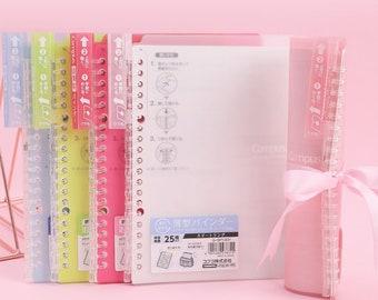 KOKUYO Campus Smart Ring Binder Notebook    B5 A5   Study Supplies   Writing Journal  Japanese Stationery