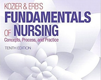 Fundamentals Of Nursing Concepts Process And Practice Pdf