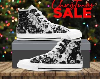 38bb49e4c0b5 XXXtentacion Custom Shoes