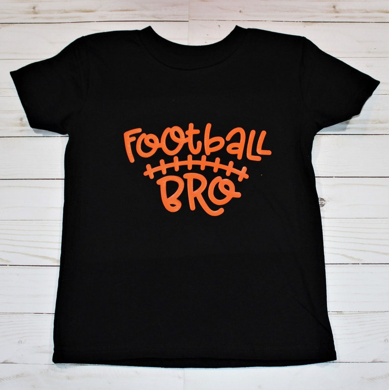 Customizable Football Bro Short Sleeve Girls T-Shirt. Football image 0